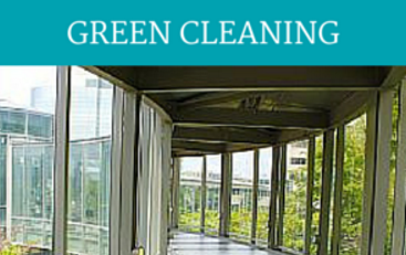 green cleaning ServiceMaster ABC
